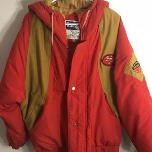 Vintage  NFL Goose San Francisco 49ers jacket M